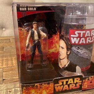 Han Solo Star Wars Mug Set